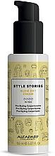 Voňavky, Parfémy, kozmetika Vyhladzujúci krém na vlasy - Alfaparf Milano Style Stories Blow Dry Cream