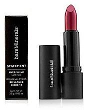 Voňavky, Parfémy, kozmetika Dlhotrvajúca žiariaca rúž - Bare Escentuals Bare Minerals Statement Luxe Shine Lipstick