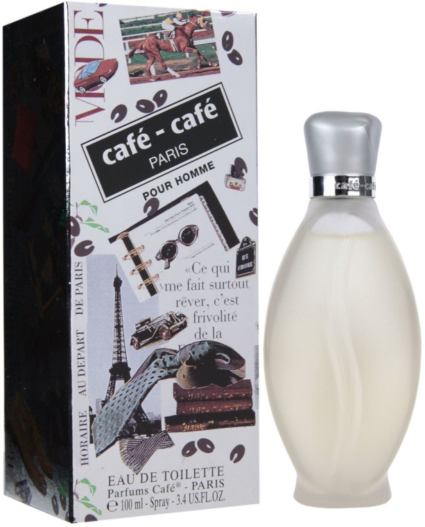 Cafe Parfums Cafe-Cafe pour Homme - Toaletná voda — Obrázky N3
