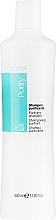 Voňavky, Parfémy, kozmetika Šampón proti lupinám - Fanola Purity Anti-Dandruff Shampoo