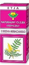 Voňavky, Parfémy, kozmetika Prírodný éterický olej čajovníka - Etja Natural Essential Tea Tree Oil