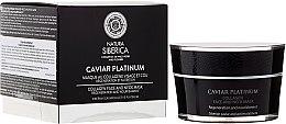 Voňavky, Parfémy, kozmetika Kolagénová maska na tvár a krk - Natura Siberica Caviar Platinum