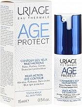 Voňavky, Parfémy, kozmetika Sérum proti vráskam na očné kontúry - Uriage Age Protect Multi-Action Eye Contour