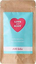 """Voňavky, Parfémy, kozmetika Telový peeling káva """"Sladký kokos"""" - Love Your Body Peeling"""
