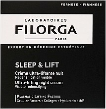 Voňavky, Parfémy, kozmetika Nočný ultra liftingový krém - Filorga Sleep & Lift Ultra-lifting Night Cream