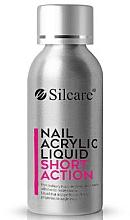 Voňavky, Parfémy, kozmetika Akrylová tekutina na nechty - Silcare Nail Acrylic Liquid Comfort Shot Action
