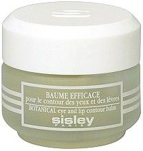 Voňavky, Parfémy, kozmetika Balzam na kontúry očí a pier - Sisley Baume Efficace Botanical Eye and Lip Contour Balm