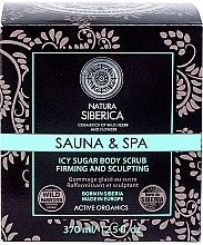 """Voňavky, Parfémy, kozmetika Ľadový cukrový scrub """"Pre chudnutie"""" - Natura Siberica"""