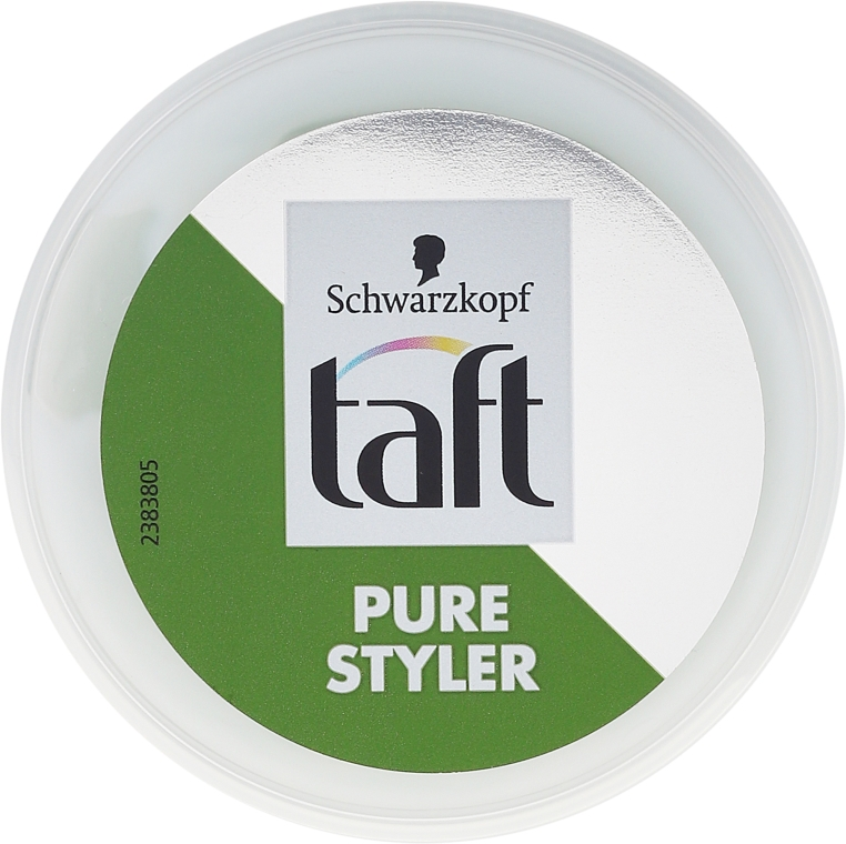 Gél pre styling vlasov - Schwarzkopf Taft Pure Styler Medium Hold — Obrázky N1