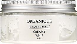 """Voňavky, Parfémy, kozmetika Pena na telo """"Mlieko"""" - Organique HomeSpa"""