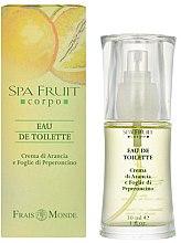 Voňavky, Parfémy, kozmetika Frais Monde Spa Fruit Orange And Chilli Leaves - Toaletná voda
