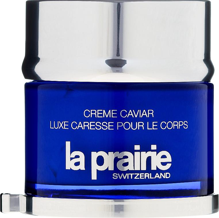 Suflé na telo - La Prairie Skin Caviar Luxe Souffle Body Cream — Obrázky N2