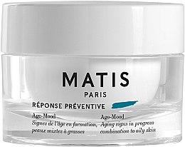 Voňavky, Parfémy, kozmetika Krém proti starnutiu pre kombinovanú a mastnú pleť - Matis Reponse Preventive Age-Mood