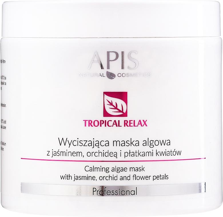 Upokojujúca olejová maska - APIS Professional Calming Algae Mask