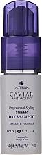 Voňavky, Parfémy, kozmetika Suchý šampón v spreji - Alterna Caviar Anti-Aging Professional Styling Sheer Dry Shampoo