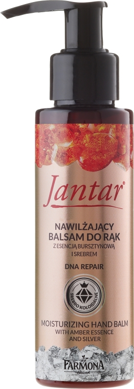 Hydratačný balzam na ruky - Farmona Jantar DNA Repair