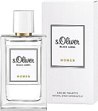 Voňavky, Parfémy, kozmetika S. Oliver Black Label Women - Toaletná voda