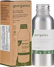 Voňavky, Parfémy, kozmetika Ústna voda - Georganics Tea Tree Mouthwash