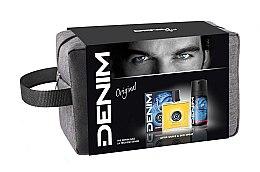 Voňavky, Parfémy, kozmetika Denim Original - Sada (ash/lot/100ml + deo/150ml + bag)