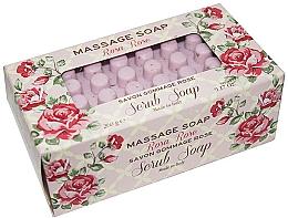 """Voňavky, Parfémy, kozmetika Mydlo-peeling pre masáž """"Kvet ruže"""" - Gori 1919 Massage Scrub Soap Rose"""