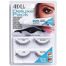 Voňavky, Parfémy, kozmetika Sada falošných rias - Ardell Deluxe Pack 110 Black