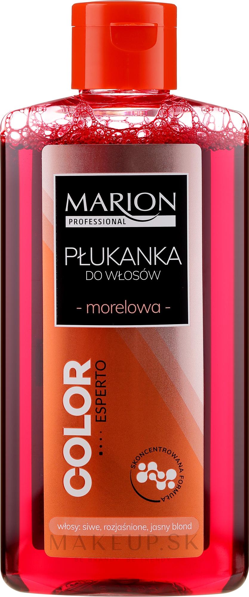 Toner na vlasy - Marion Color Esperto — Obrázky Apricot