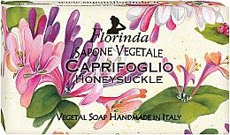 Voňavky, Parfémy, kozmetika Prírodné mydlo - Florinda Sapone Vegetale Honeysuckle