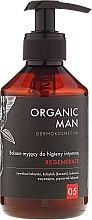 Voňavky, Parfémy, kozmetika Regeneračný intímny hygienický balzam - Organic Life Dermocosmetics Man