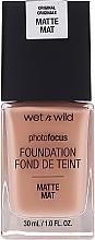 Voňavky, Parfémy, kozmetika Tónovacia báza - Wet N Wild Photofocus Foundation