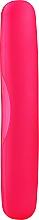 Voňavky, Parfémy, kozmetika Puzdro na zubnú kefku Candy, 88070, ružovo-červené - Top Choice