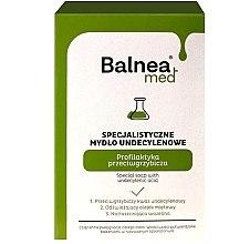 Voňavky, Parfémy, kozmetika Antibakteriálne mydlo - Barwa Balnea Special Soap With Undecylenic Acid