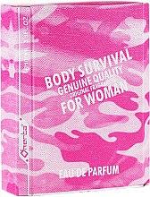 Voňavky, Parfémy, kozmetika Omerta Body Survival For Woman - Parfumovaná voda