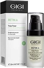 Voňavky, Parfémy, kozmetika Bieliace sérum na tvár - Gigi Retin A Brihtening Serum