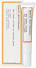 Voňavky, Parfémy, kozmetika Lifting-krém na pokožku okolo ocí s včelím jedom - Beaute Mediterranea Bee Venom Lifting Eye Contour Cream