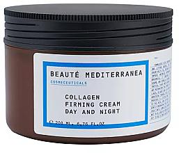 Voňavky, Parfémy, kozmetika Spevňujúci kolagénový krém - Beaute Mediterranea Collagen Firming Cream Day & Night