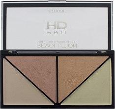 Voňavky, Parfémy, kozmetika Paleta rozjasňovačov pre strobing - Makeup Revolution HD Pro Strobe Revolution