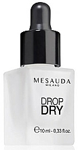 Voňavky, Parfémy, kozmetika Prostriedok na rýchle schnutie laku - Mesauda Milano Drop Dry 112