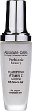 Voňavky, Parfémy, kozmetika Čistiace sérum na tvár s vitamínom C - Absolute Care Prebiotic Beauty Clarifying Vitamin C Serum