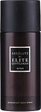 Voňavky, Parfémy, kozmetika Avon Absolute by Elite Gentleman - Dezodorant