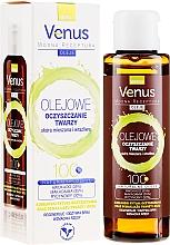 Voňavky, Parfémy, kozmetika Čistiaci olej pre kombinovanú a citlivú pokožku tváre - Venus Cleansing Oil
