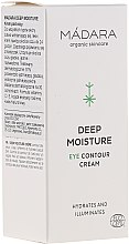 Voňavky, Parfémy, kozmetika Očný kontúrový krém - Madara Cosmetics Eye Contour Cream