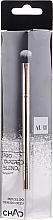 Voňavky, Parfémy, kozmetika Štetec na očné tiene, 206 - Auri Chad Pro Tapered Blend Brush