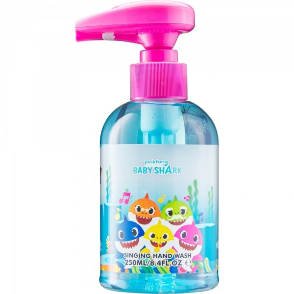 Detské tekuté mydlo - Pinkfong Baby Shark Singing Hand Wash — Obrázky N1