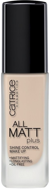 Matná báza pod make-up - Catrice All Matt Plus Shine Control Make Up