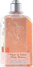 Voňavky, Parfémy, kozmetika Sprchový gél - L'Occitane Cherry Blossom Bath & Shower Gel