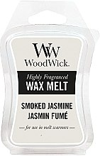 Voňavky, Parfémy, kozmetika Voňavý vosk - WoodWick Wax Melt Smoked Jasmine