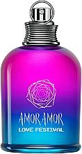 Voňavky, Parfémy, kozmetika Cacharel Amor Amor Love Festival - Toaletná voda