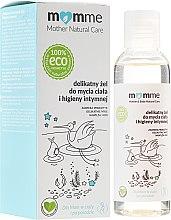Voňavky, Parfémy, kozmetika Gél pre telo a intímnu hygienu - Momme Mother Natural Care Gel