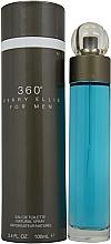 Voňavky, Parfémy, kozmetika Perry Ellis 360° - Toaletná voda