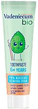 Voňavky, Parfémy, kozmetika Bio detská zubná pasta s príchuťou mäty - Vademecum Bio Kids Toothpaste